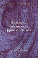 Handbook of Contemporary Japanese Religions PDF