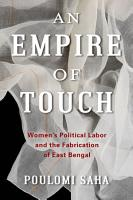 An Empire of Touch PDF