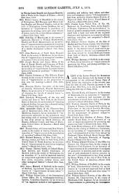 The London Gazette: Part 3