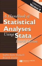 Handbook of Statistical Analyses Using Stata  Fourth Edition PDF