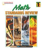 Math Standards Review 1