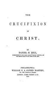 The Crucifixion of Christ Book