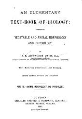 Animal morphology and physiology
