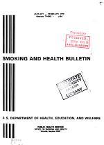 Smoking and Health Bulletin