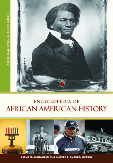 Encyclopedia of African American History  3 volumes  PDF