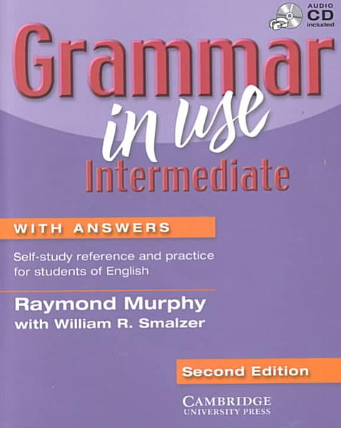 Grammar in Use  Second Edition  Intermediate  Workbook Without Answers