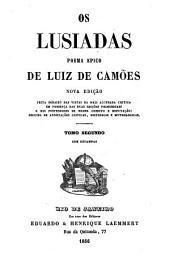 Os Lusiadas Poema Epico de Luiz de Camoes