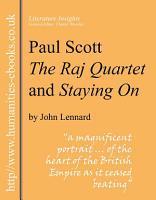 The Raj Quartet    and    Staying On    PDF