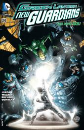 Green Lantern: New Guardians (2012-) #34