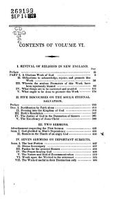 The Works of President Edwards: Volume 6