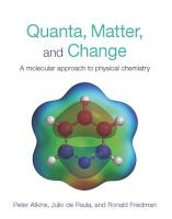 Solutions Manual for Quanta  Matter and Change PDF