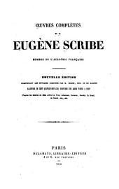Oeuvres complètes de Eugène Scribe: Volumes13à14