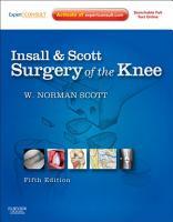 Insall   Scott Surgery of the Knee E Book PDF