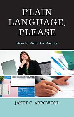 Plain Language  Please
