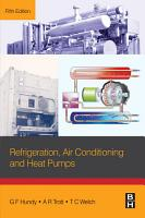 Refrigeration  Air Conditioning and Heat Pumps PDF
