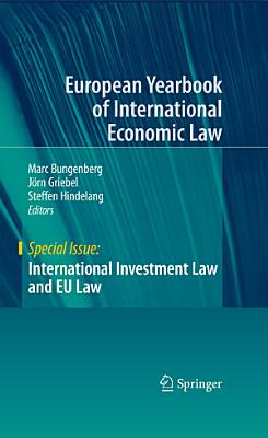 International Investment Law and EU Law PDF