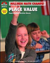 Math Champs  Place Value PDF