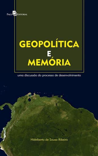 Geopol  tica e mem  ria PDF