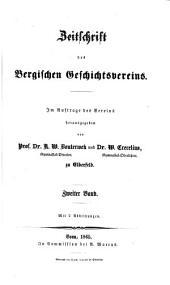 Zeitschrift, herausg. von K.W. Bouterwek [and others].