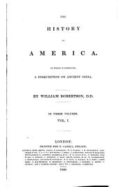 A catalogue of Spanish boks and manuscripts (p.[xii]-xxiv) The history of America, book 1-4