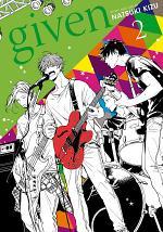 Given, Vol. 2 (Yaoi Manga)
