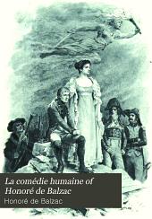 La Comédie Humaine of Honoré de Balzac: Volume 16