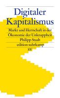 Digitaler Kapitalismus PDF