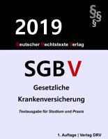 Sozialgesetzbuch V PDF