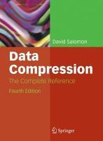 Data Compression PDF