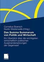 Das Summa Summarum von Politik und Wirtschaft PDF