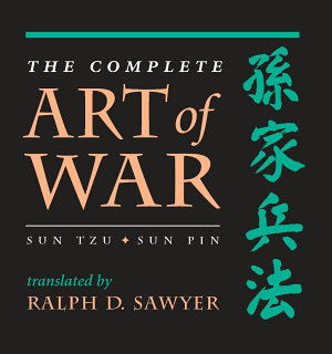 The Complete Art Of War Book