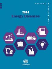 2014 Energy Balances
