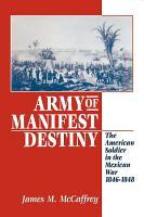 Army of Manifest Destiny PDF