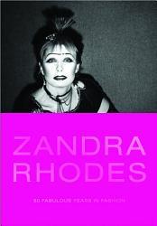 Zandra Rhodes Book PDF
