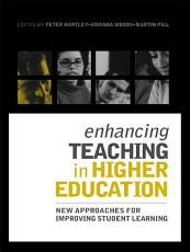 Enhancing Teaching in Higher Education PDF