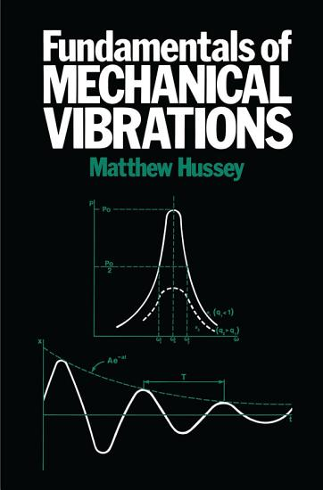 Fundamentals of Mechanical Vibrations PDF