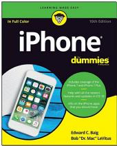 iPhone For Dummies: Edition 10