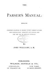 The Parser's Manual