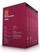 British Pharmacopoeia 2016