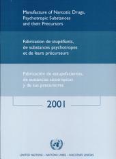 Fabricación de estupefacientes, de sustancias sicotrópicas y de sus precursores