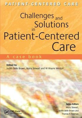 Download Challenges and Solutions in Patient Centered Care Book