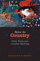 Before the Country PDF