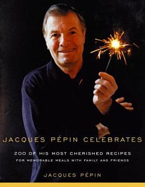 Jacques P  pin Celebrates