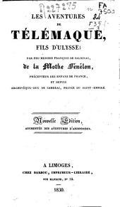 Les aventures de Télémaque, fils d'Ulysse: Volume2