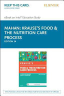 Krause's Food & the Nutrition Care Process Pageburst on Kno Access Card