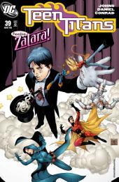 Teen Titans (2003-) #39