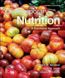 Combo  Loose Leaf Contemporary Nutrition  A Functional Approach with Connect Access Card PDF