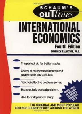 Schaum s Outline of International Economics PDF