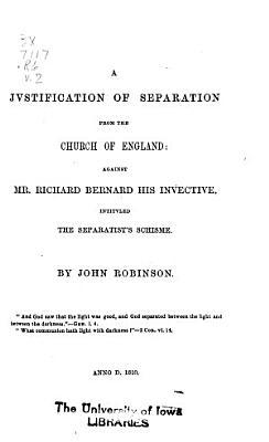 The Works of John Robinson