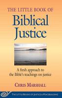 Little Book of Biblical Justice PDF